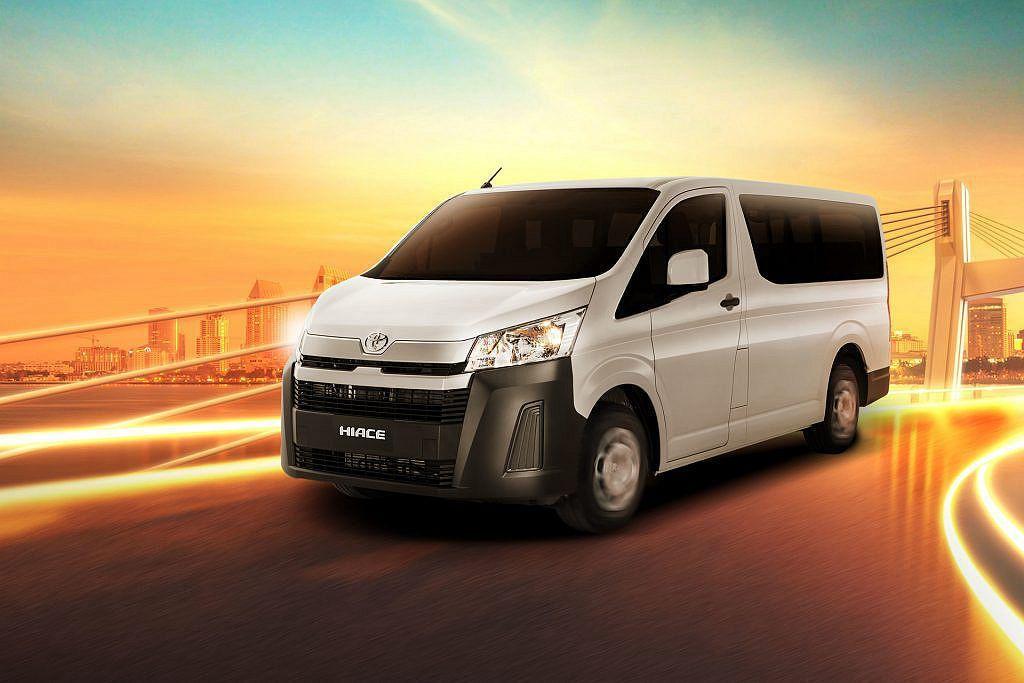 Toyota Hiace車系憑藉著高耐用性、可靠度與豐富車型(標準、長軸、Granvia等)於日本、亞洲與東南亞市場廣受多用途車主喜愛。 圖/Toyota提供
