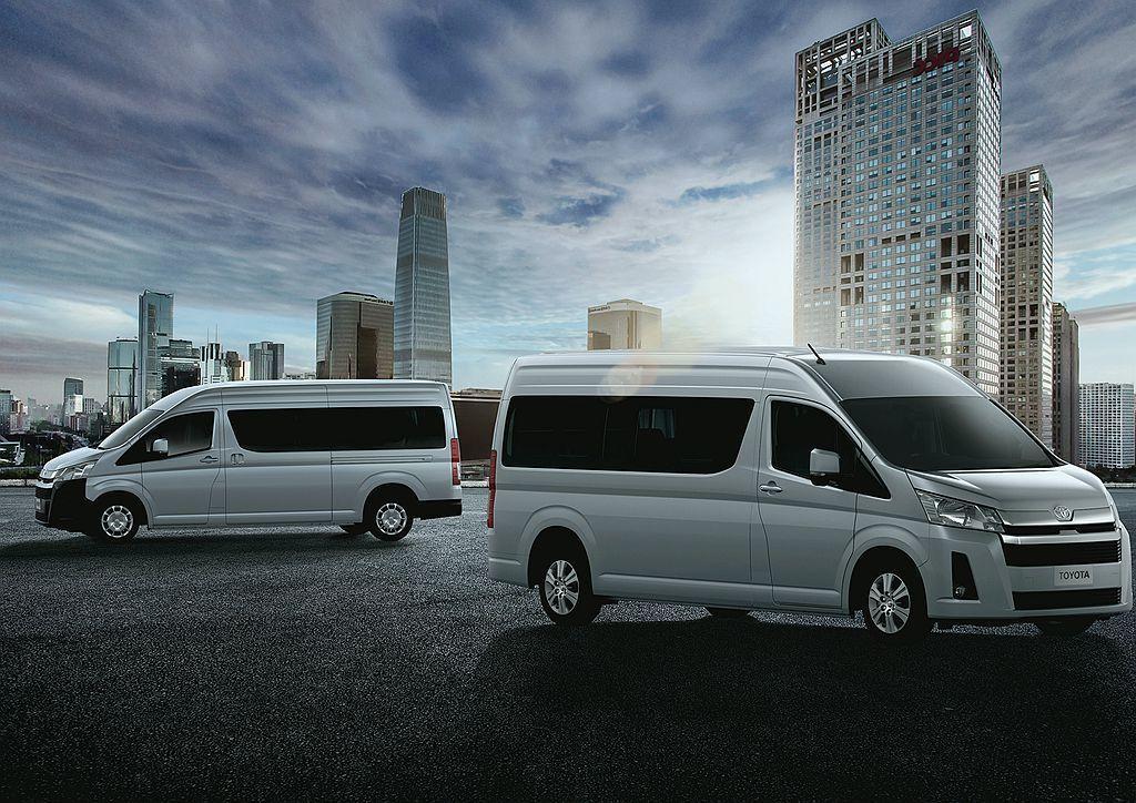 從裡到外全部重新設計的Toyota Hiace,未來將以Granvia車名導入台...