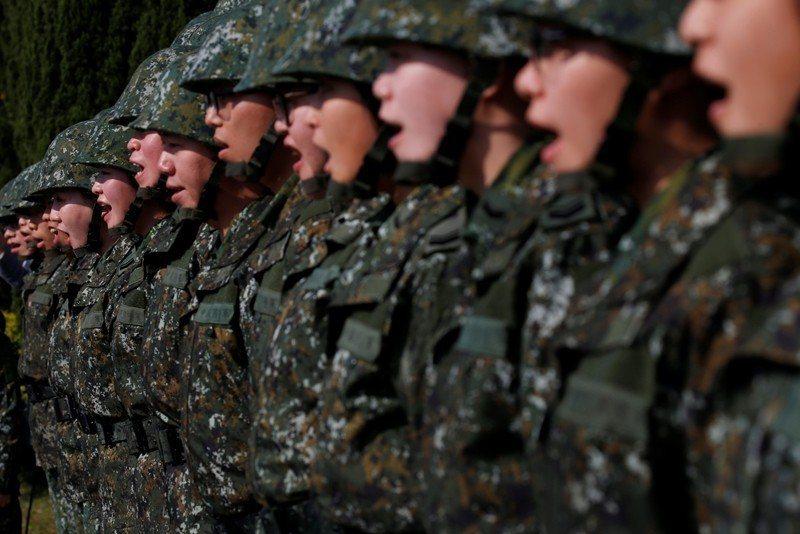 台海和平,只要中國單方面承諾不使用武力即可,何需兩岸和平協議? 圖/路透社