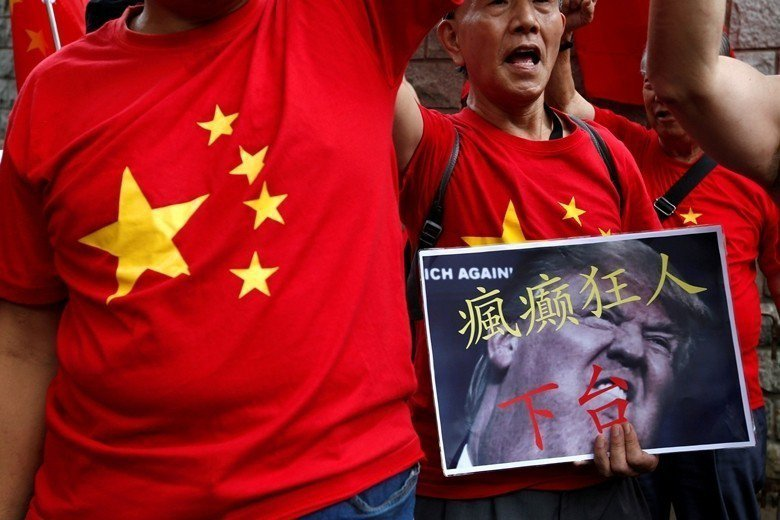 每當北京身陷內外壓力時,採取對台輸出危機的「戰爭邊緣策略」屢能奏效。 圖/路透社