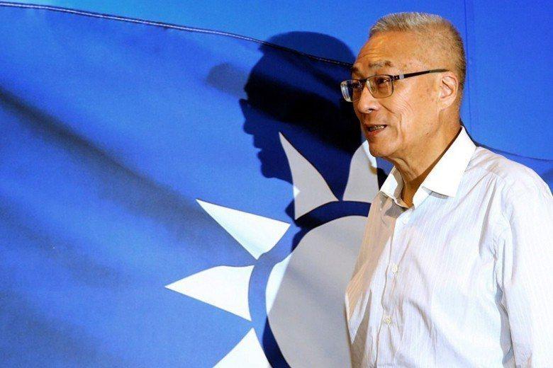 近日國民黨主席吳敦義說,未來國民黨若執政,就有權力依照《兩岸人民關係條例》與對岸洽簽兩岸和平協議,引發爭論。 圖/聯合報系資料照