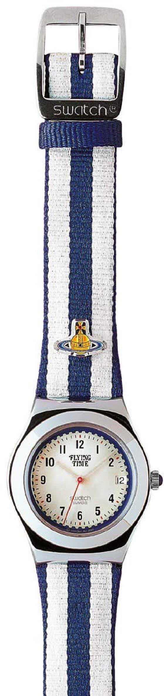 英國時尚設計師Vivienne Westwood與SWATCH合作的聯名腕表,2...