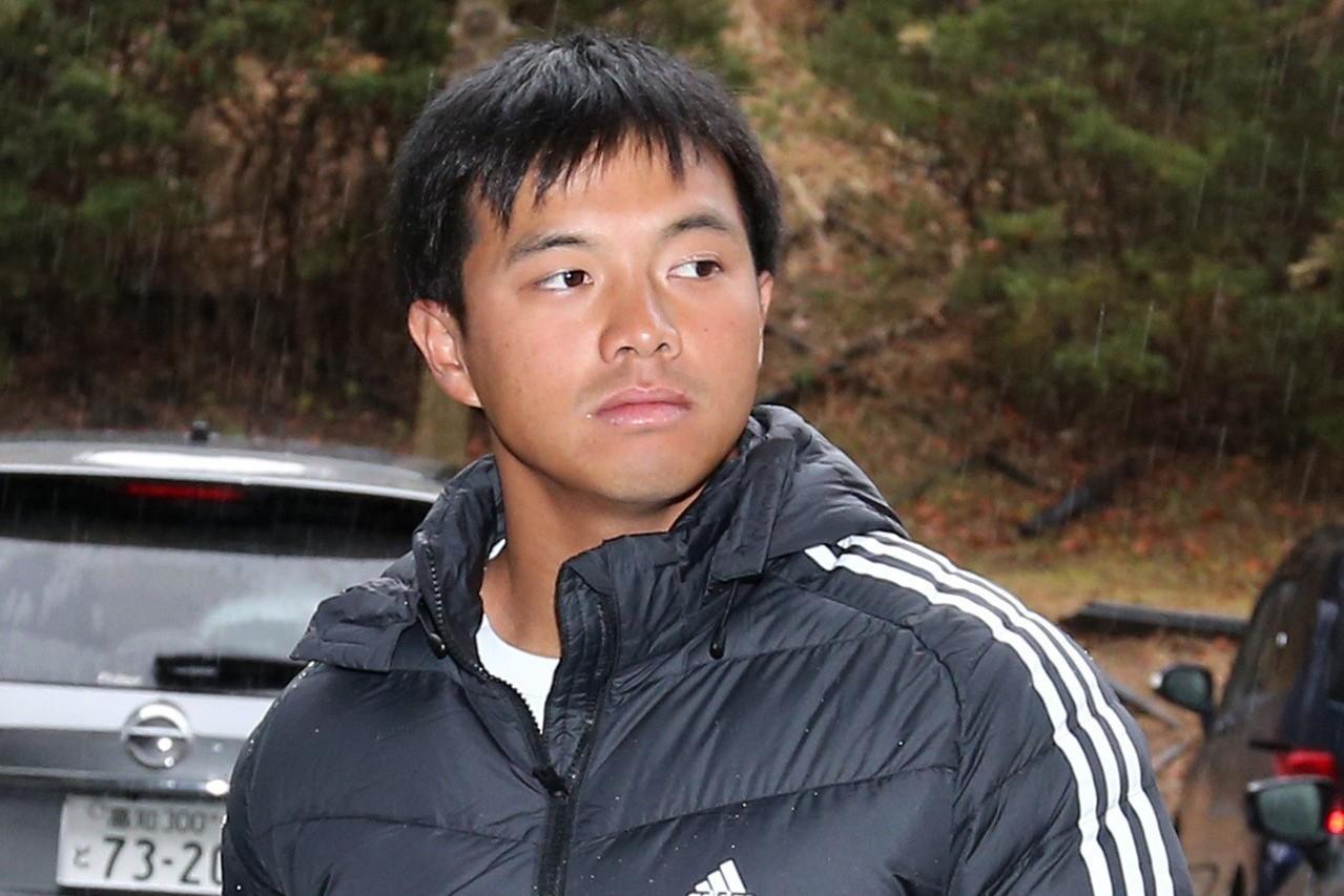 效力日職西武隊的台灣球員吳念庭。 聯合報系資料照