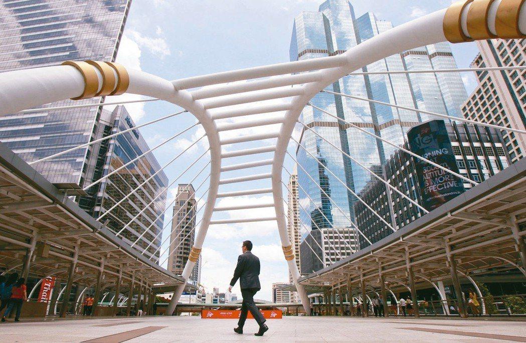 泰國2018年經濟擴張步調為六年來最快。 (路透)