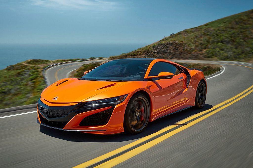 東瀛油電超跑Honda NSX再度現身油耗測試報告,研判是台灣本田導入的小改款車...