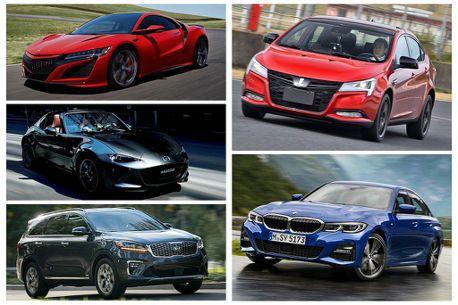 國產性能房車準備就緒!手排MX-5及BMW新3系列皆現身1月油耗測試報告