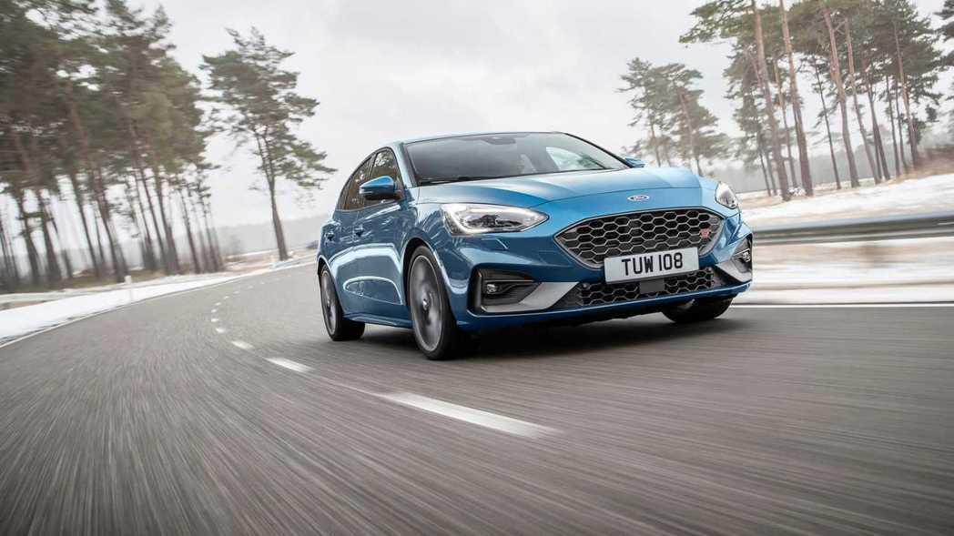 新世代Ford Focus ST。 摘自Ford
