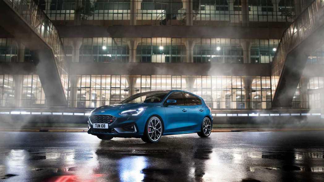 新世代Ford Focus ST將於今年夏天正式於歐洲上市。 摘自Ford