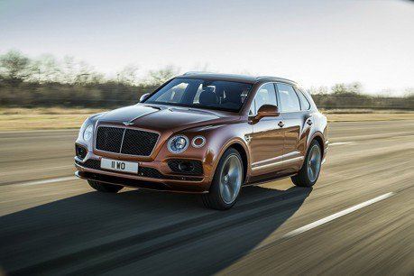 影/最速SUV換人當 全新Bentley Bentayga Speed極速305km/h擠下Urus!