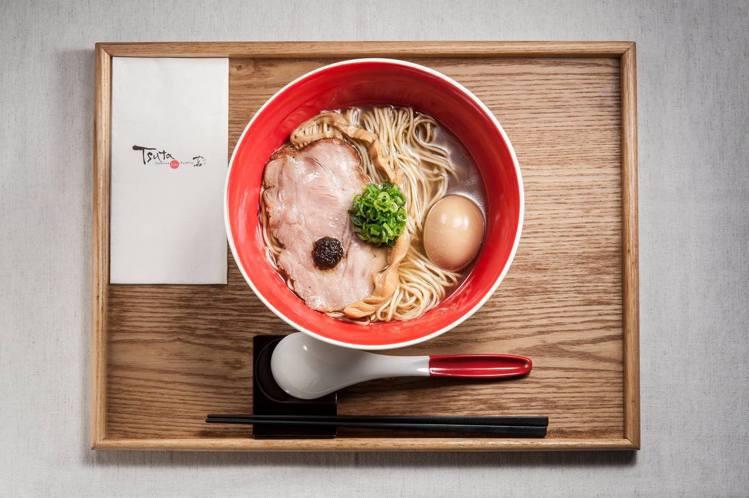 蔦拉麵推出套餐免費升級的優惠方案。圖/取自Tsuta Taiwan粉絲頁。