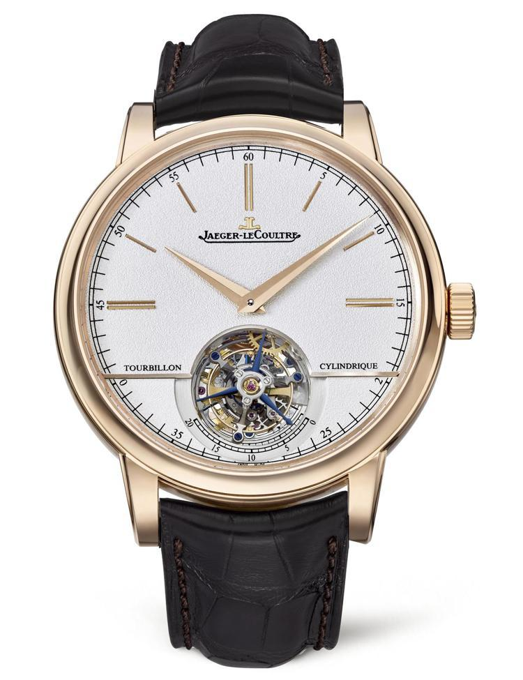 Master Grande Tradition Tourbillon Cylin...