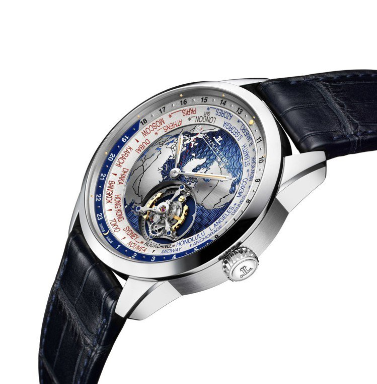 Geophysic Tourbillon Universal Time地球物理天...