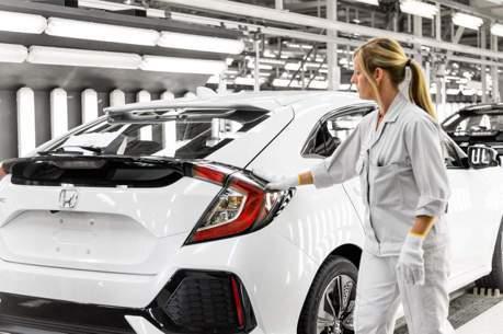 Honda確定關閉英國廠 Toyota、Nissan將跟進撤離?
