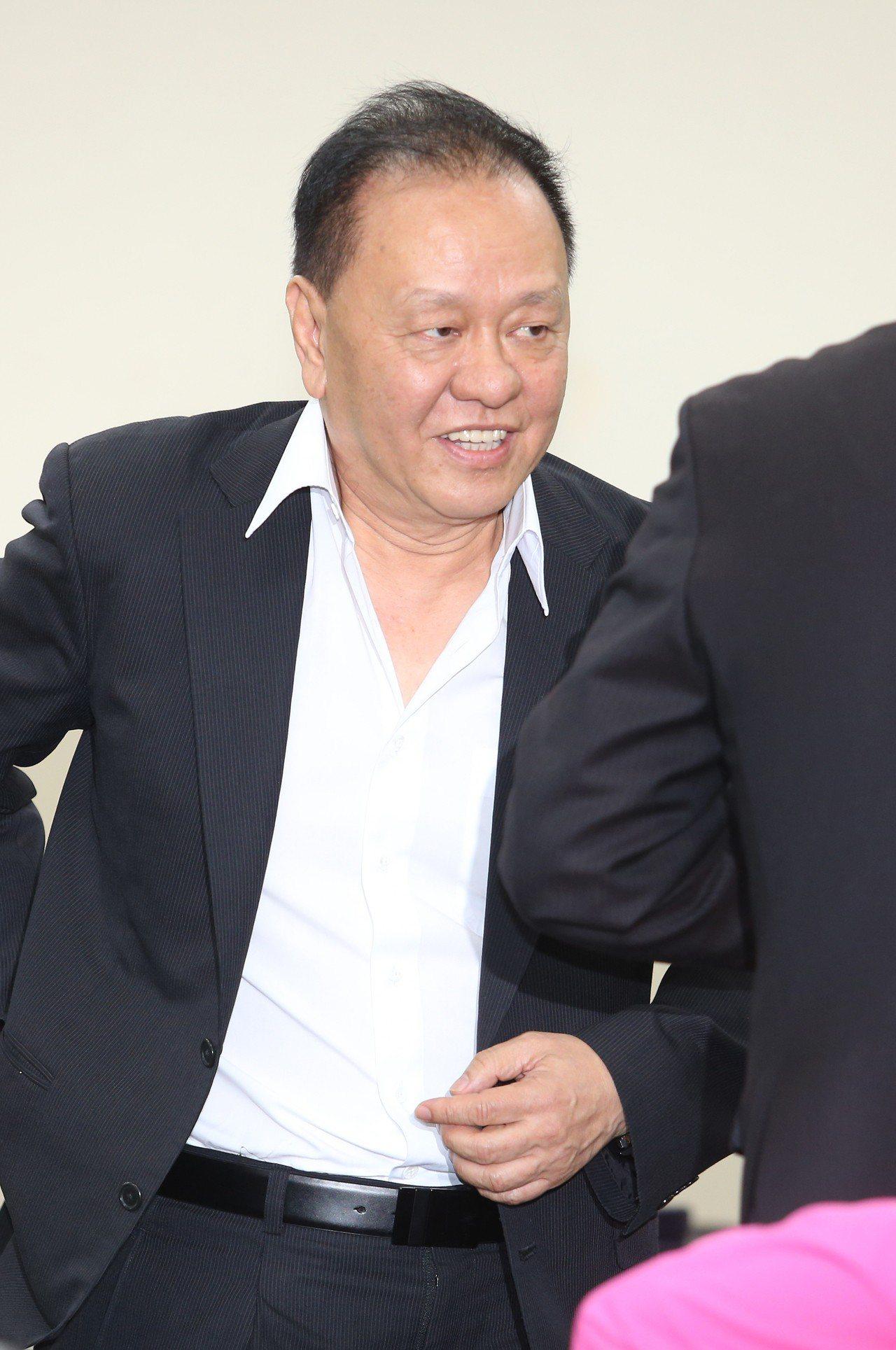 國民黨中常委李昭平。 聯合報系資料照