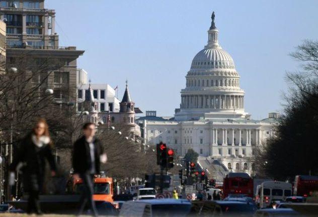 2020總統大選尚未開打,政壇已掀起訪美熱潮。 圖/聯合報系資料照片