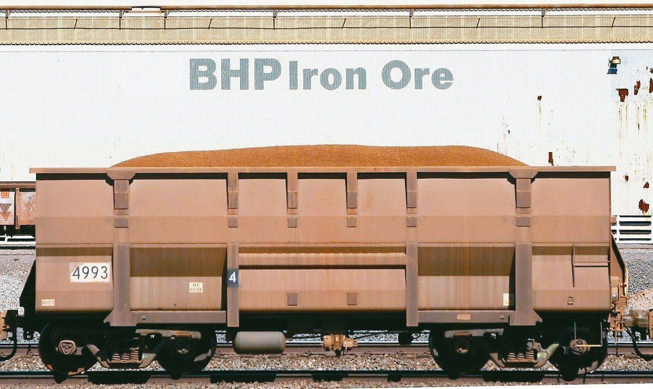必和必拓救不了鐵礦砂市場。 路透