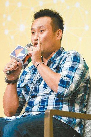 心元資本創辦人鄭博仁。