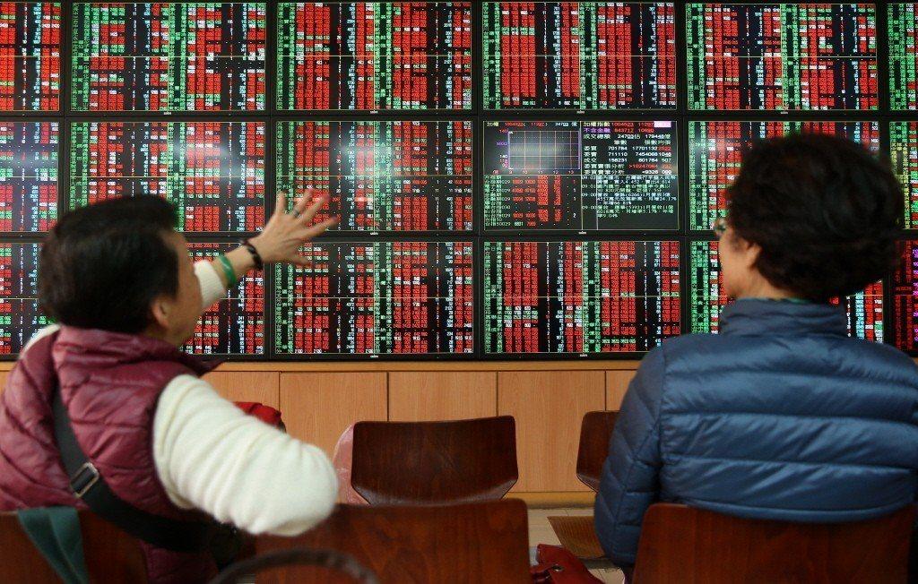 台股指數20日開高走高,上漲逾上百點,指數來到10258點。聯合報系資料照/記者...