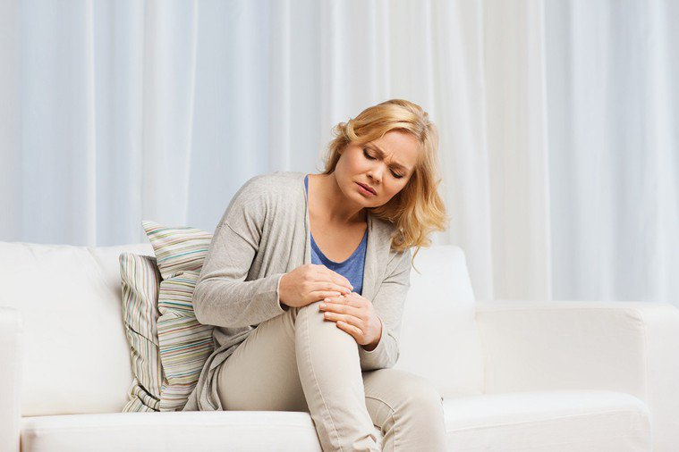 腳麻可能是身體向你發出一些疾病警訊。 圖片/ingimage