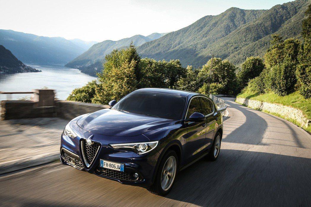 Alfa Romeo Stelvio是目前愛快羅密歐旗下唯一一部SUV。 摘自A...