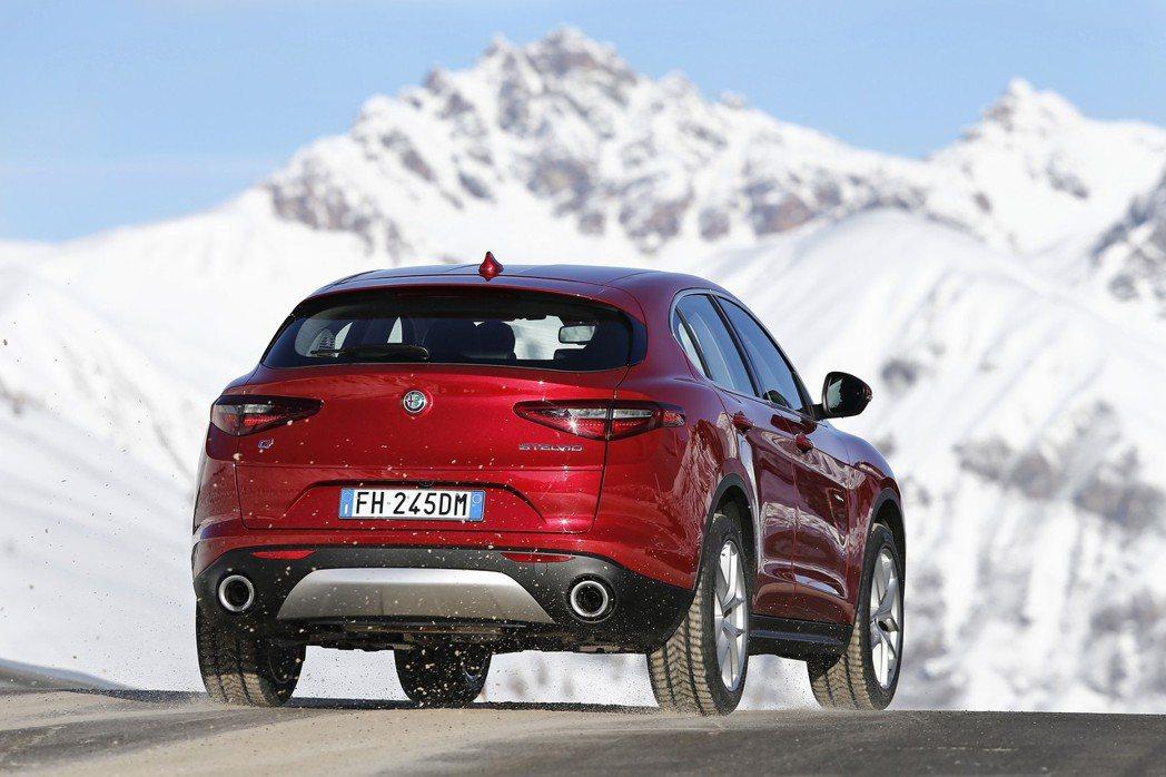 Alfa Romeo曾表示品牌要在2022年前,再推出兩款全新SUV。 摘自Al...