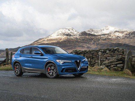 Stelvio覺得孤單 Alfa Romeo第二款休旅車將在日內瓦發表?