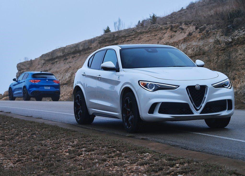Alfa Romeo Stelvio有望在今年「脫單」。 摘自Alfa Rome...