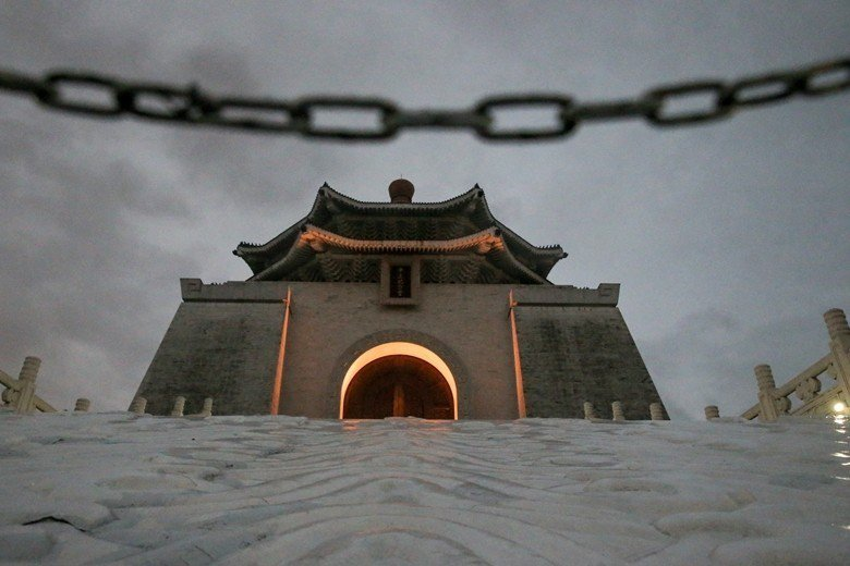 一個民主國家為任何政治領袖建造、保存紀念堂的最低門檻是什麼? 圖/聯合報系資料照
