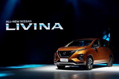 與三菱Xpander共享資源,全新第二代Nissan Livina印尼首發!