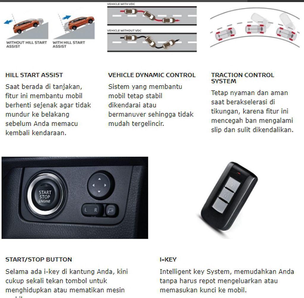 全新第二代Nissan Livina對車輛安全性也有顯著提升,除ABS、EBD基本的剎車輔助系統外,也有HSA斜坡起步輔助系統、VDC車輛動態穩定系統及TCS牽引力控制系統。 圖/Nissan提供