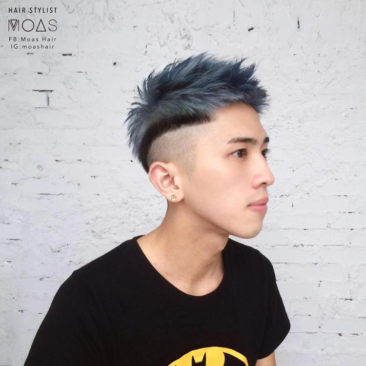 髮型創作/ IZUMI Hair Make / Moas (摩斯)。圖/Styl...