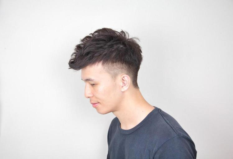 髮型創作/ Glitz Hair新竹店 / Anson Zhang。圖/Styl...