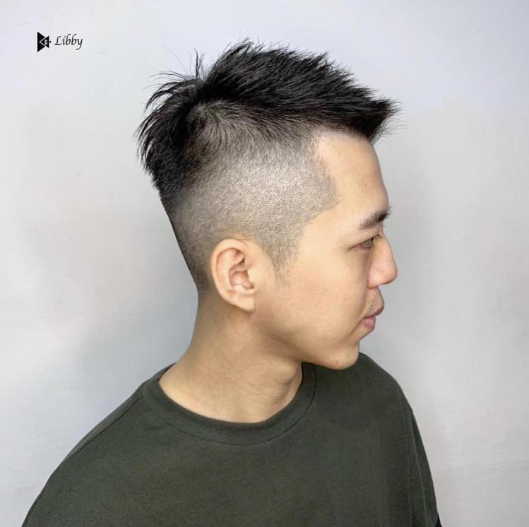 髮型創作/ EPOCH / Libby X Epoch。圖/StyleMap提供