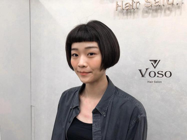 髮型創作/ 握手髮藝Voso Hair Salon巨蛋旗艦店 / Mina咪娜。...