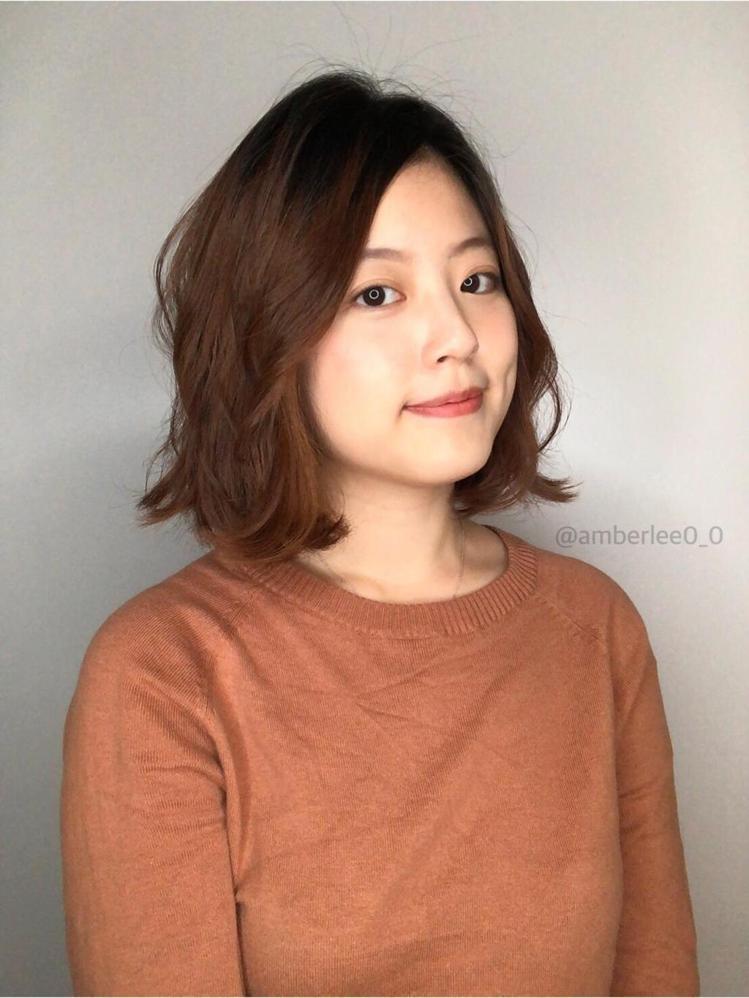 髮型創作/諾亞藝術造型 裕民店 / Amber安柏。圖/StyleMap提供