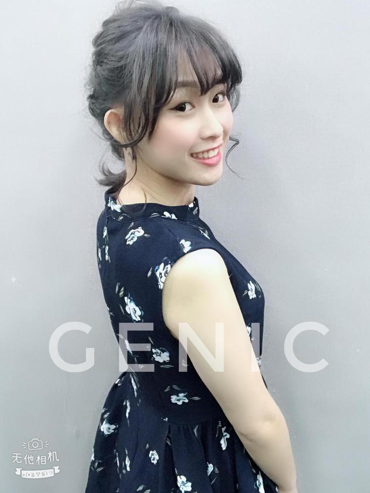 髮型創作/ GENIC 西門店 / Genic_Jo。圖/StyleMap提供