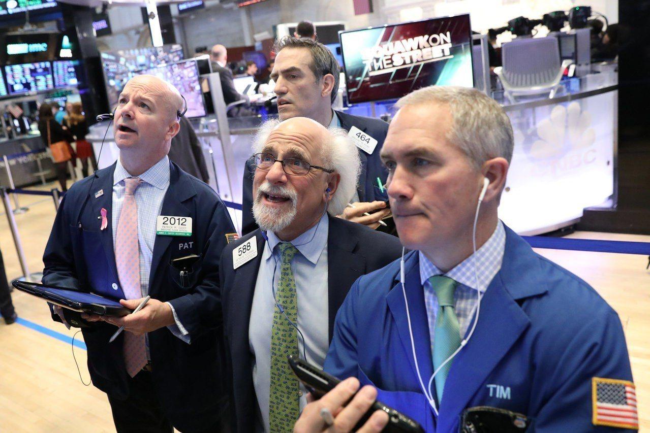 美股周二收高,那斯達克指數七連漲。 路透