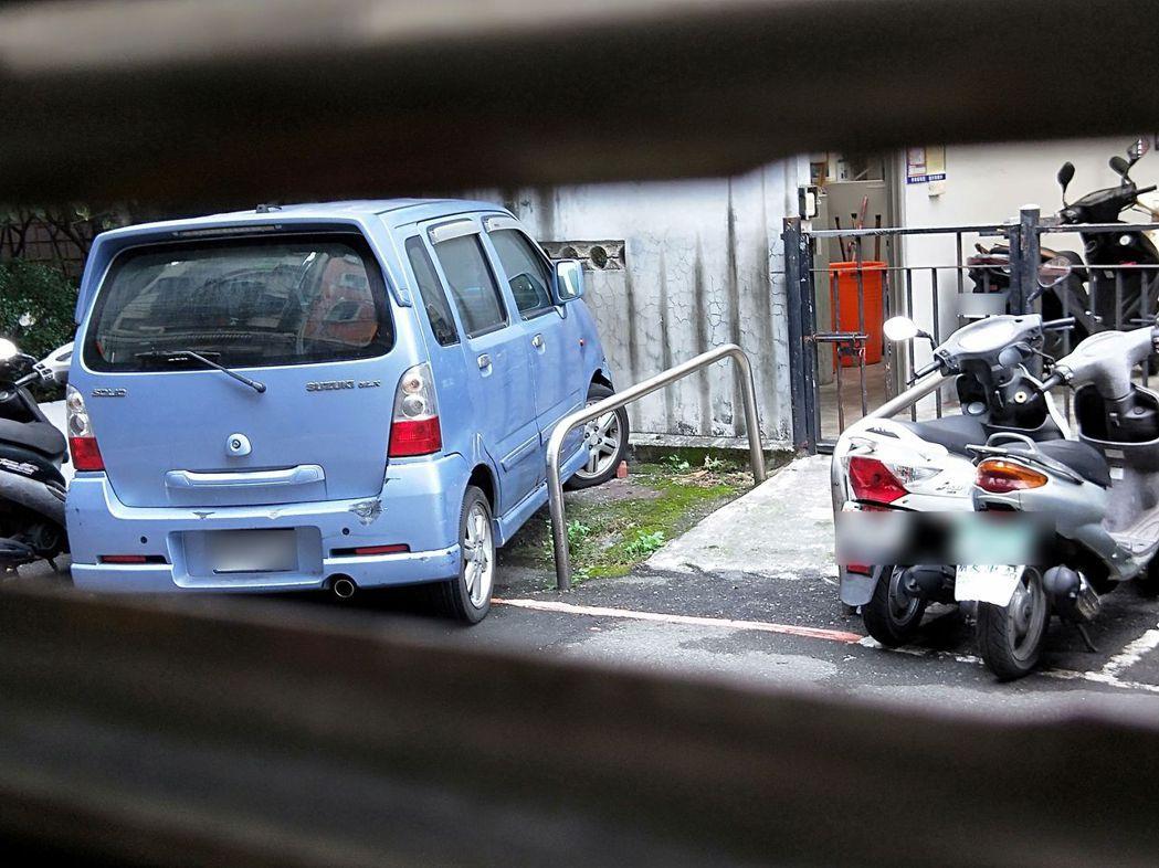 車輛不常使用時,可申請停駛減免牌照稅。記者施鴻基/攝影
