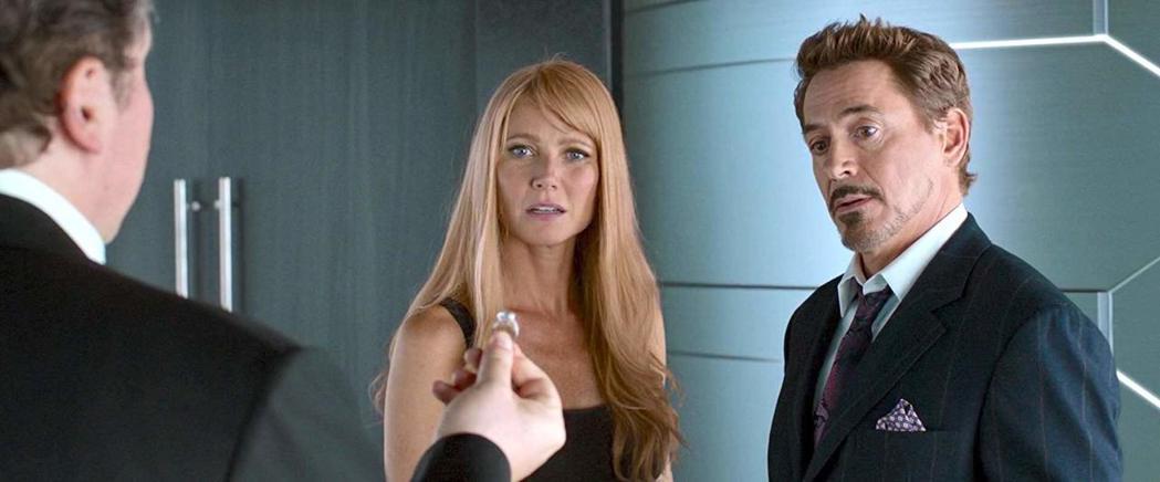 葛妮絲派楚與小勞勃道尼合作超過10年,可能會一起離開漫威電影宇宙。圖/摘自imd...