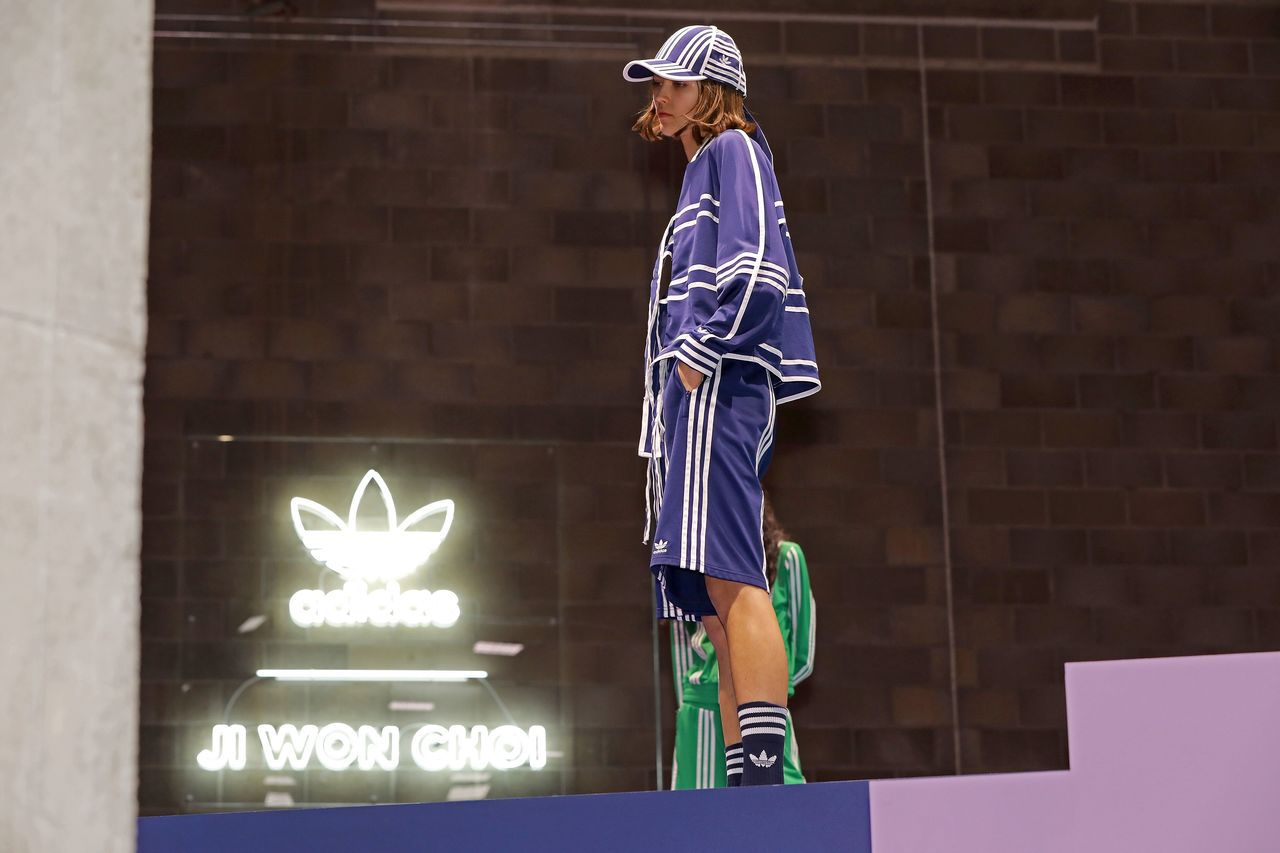 adidas Originals by Ji Won Choi聯名系列重新詮釋運...