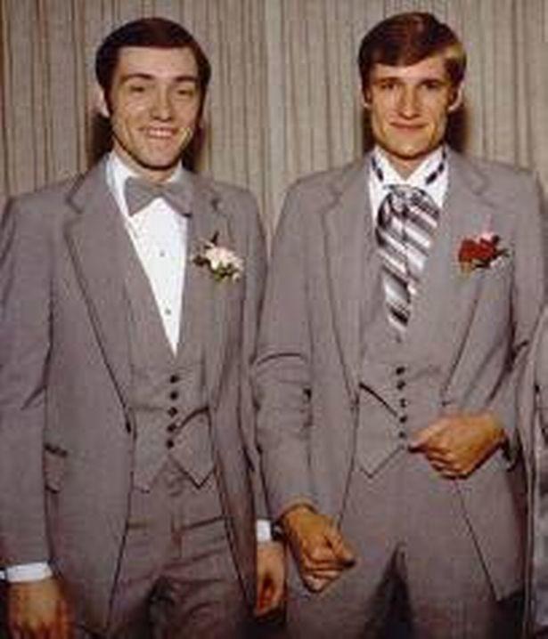 凱文史貝西(左)與哥哥藍迪已經疏遠很久。圖/摘自facebook