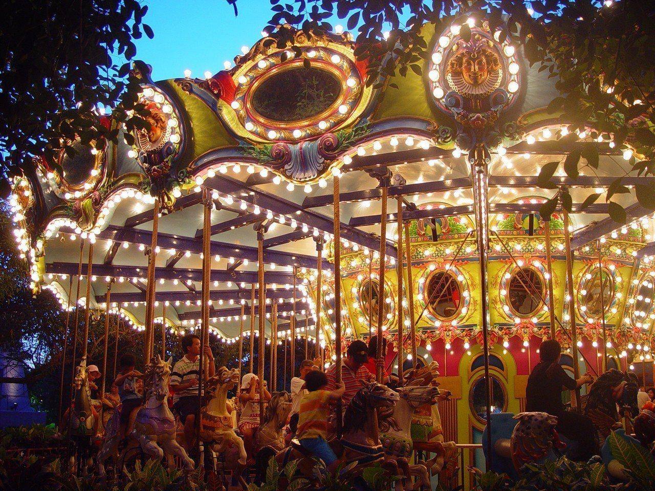 台中麗寶樂園推出228連假優惠活動,到麗寶送台中花博票。圖/麗寶樂園提供