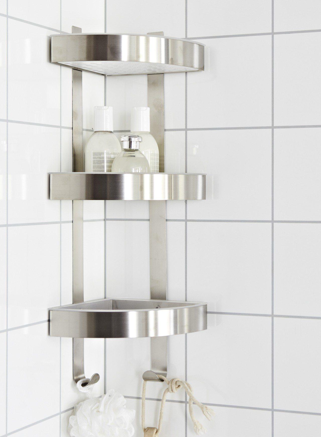 GRUNDTAL轉角牆壁板架組,原價699元、特價299元。圖/IKEA提供