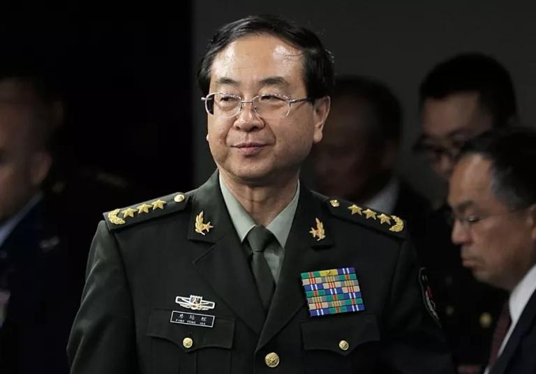 中共中央軍委聯合參謀部前參謀長房峰輝。(俠客島)