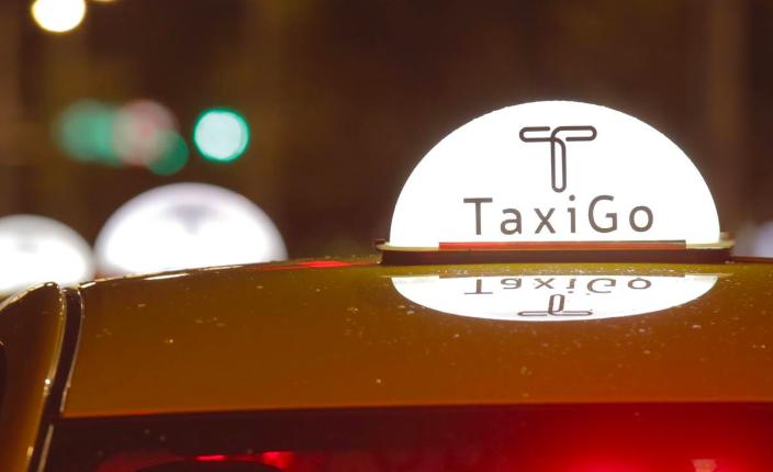 台灣新創叫車服務平台特斯高(TaxiGo)股份有限公司被爆出有中資入股。照片來源...