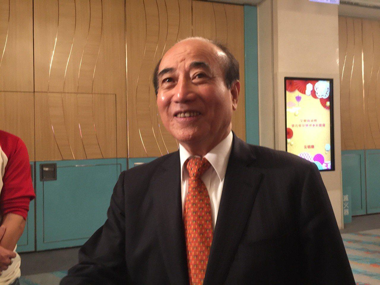 立法院前院長、國民黨立委王金平。圖/本報資料照