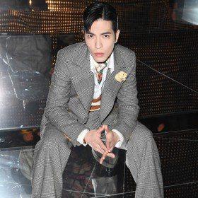 米蘭時裝周/Gucci派出面具大軍 蕭敬騰直誇很震撼!