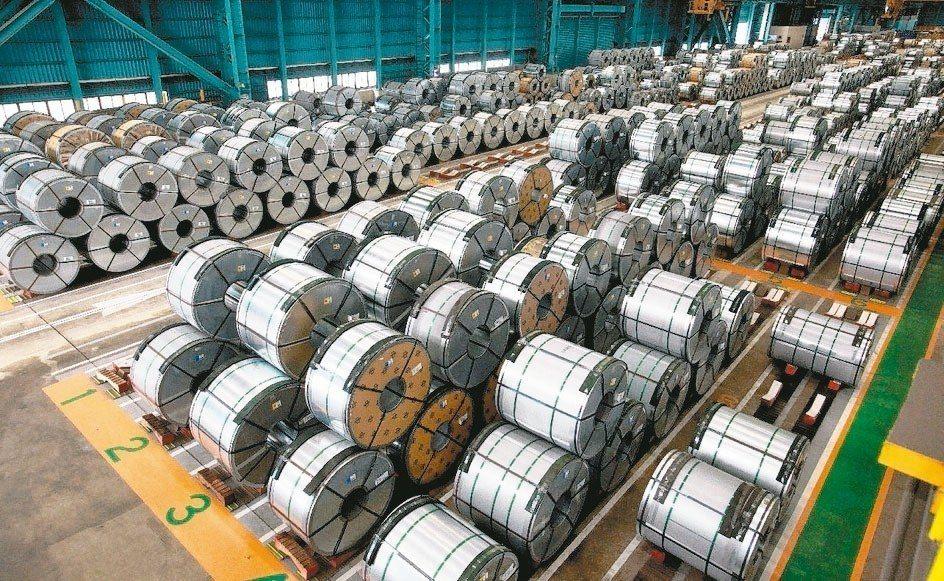 成本推升加上亞洲鋼廠拉抬現貨價格,中鋼第二季盤價有望開漲。 (本報系資料庫)
