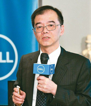 Dell EMC台灣區總經理廖仁祥 記者謝艾莉/攝影