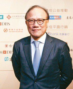 元大證總經理陳麒漳 (聯合報系資料庫)